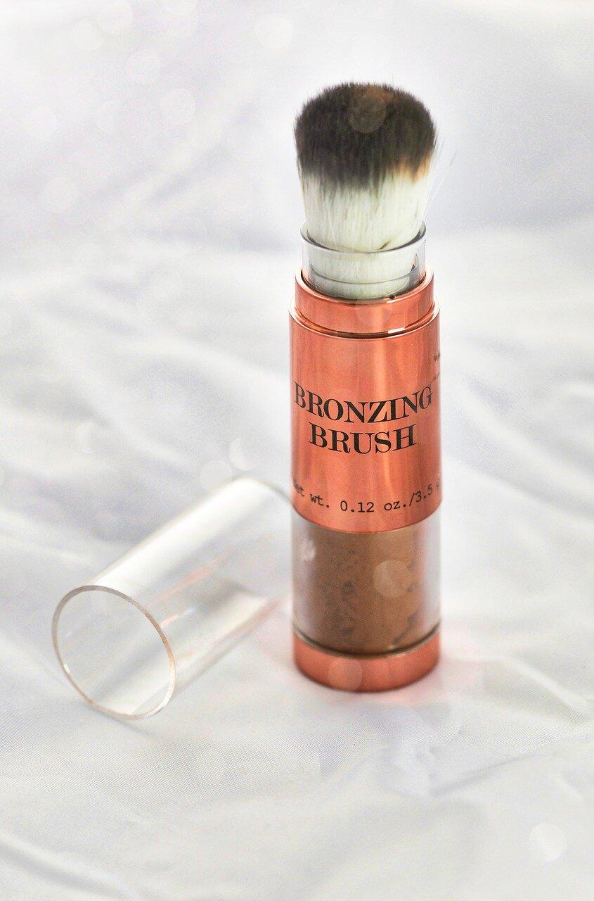 Puder jako bronzer czyli Mineral Terracotta Powder 04