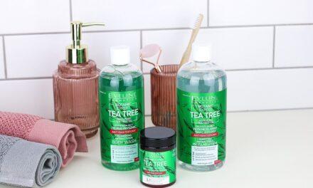 Eveline Tea Tree – kosmetyki antybakteryjne. Sekret zdrowej i pięknej skóry